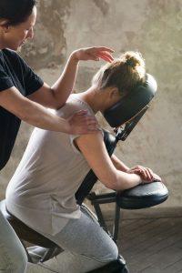 Praktijk Mana - Stoelmassage